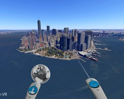 Google Earth VR